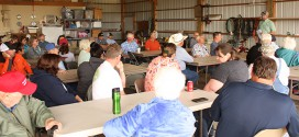 Wheat grower meetings coming to a plot tour near you