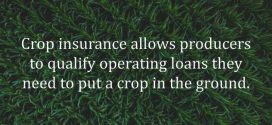 Facts about crop insurance in Washington state