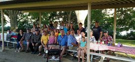 Franklin County wheat growers' preharvest picnic